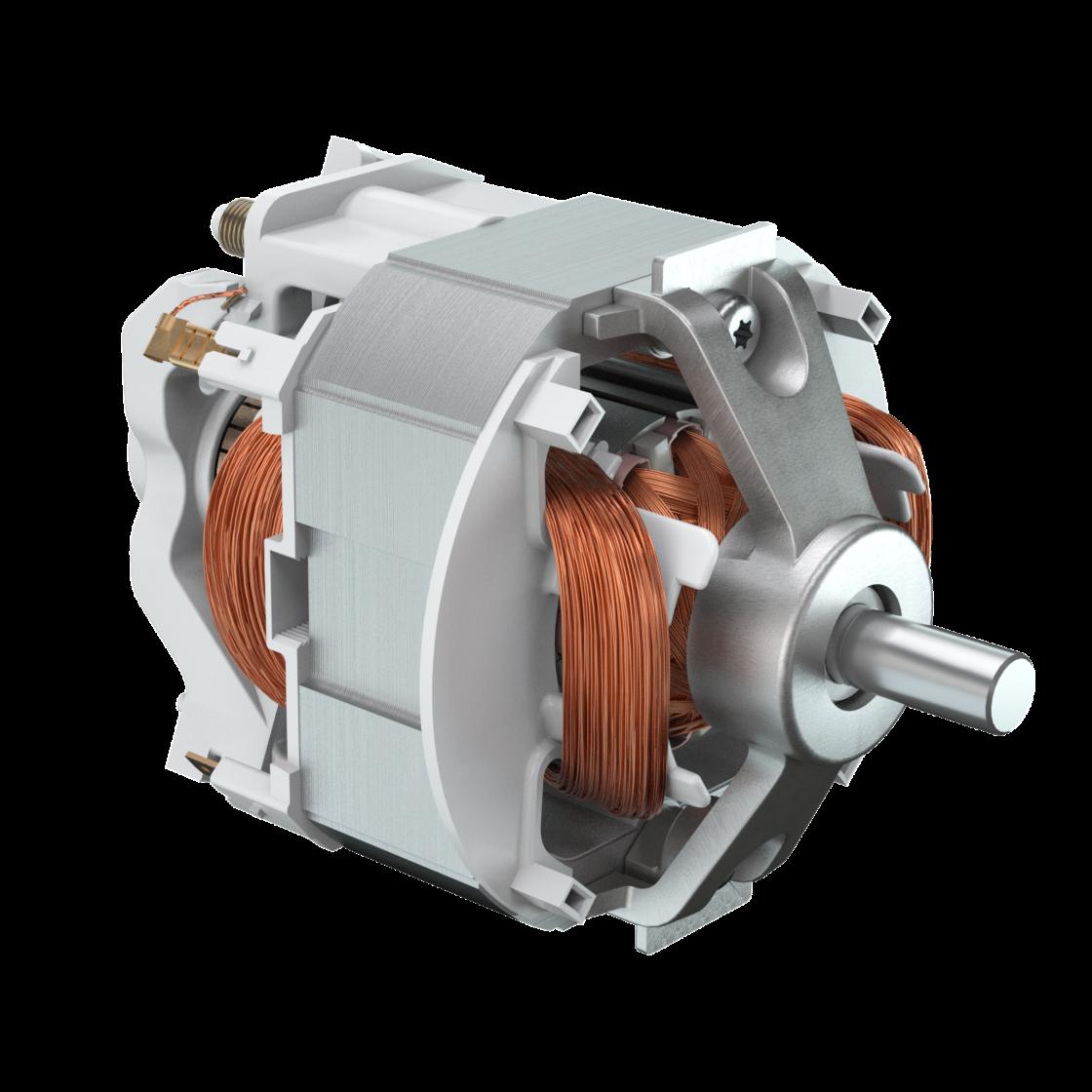 3D Produktvisualisierungen Motor